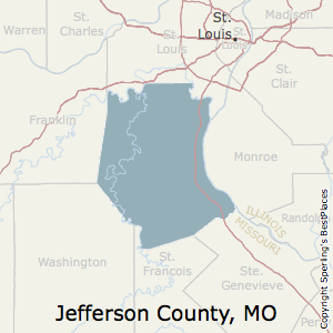 Best Places to Live in Jefferson County, Missouri