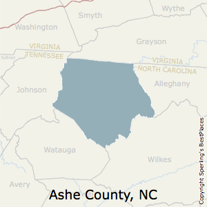 Best Places To Live In Ashe County North Carolina