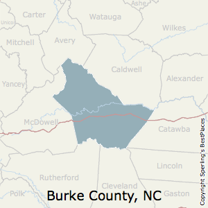 Best Places To Live In Burke County North Carolina