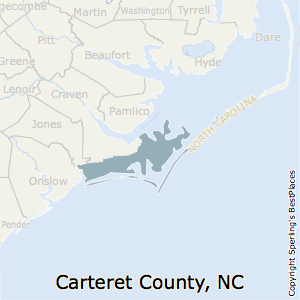 Best Places to Live in Carteret County, North Carolina on