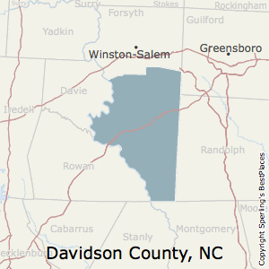 Best Places To Live In Davidson County North Carolina