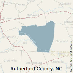 Best Places To Live In Rutherford County North Carolina