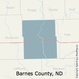 Best Places to Live in Barnes County, North Dakota