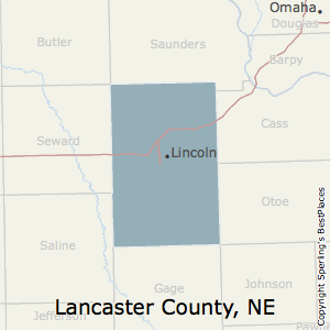 Lancaster County Nebraska Education