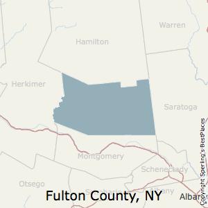 Fulton County, New York Economy