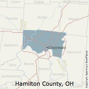 Hamilton County Ohio Zip Code Map.Best Places To Live In Hamilton County Ohio