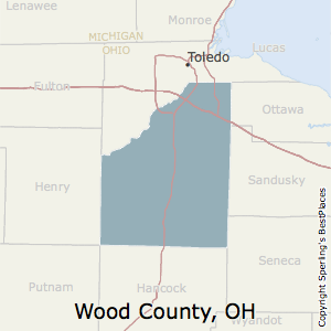 Best Places to Live in Wood County, Ohio
