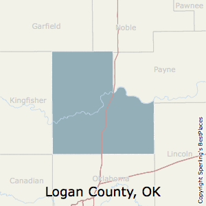 Best Places to Live in Logan County, Oklahoma
