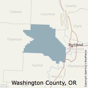 map of washington county oregon Washington County Oregon Comments map of washington county oregon