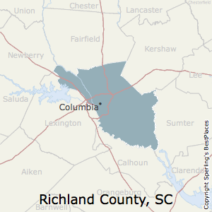 Best Places to Live in Richland County, South Carolina