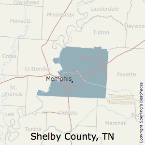 Best Places To Live In Shelby County Tennessee