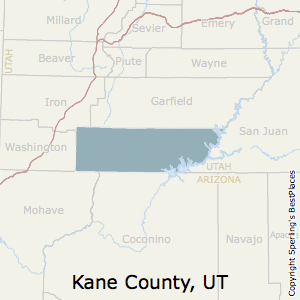 Best Places To Live In Kane County Utah