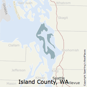 Best Places to Live in Island County, Washington