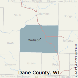 Best Places To Live In Dane County Wisconsin