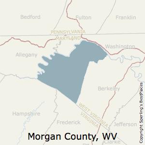 Morgan County West Virginia Economy