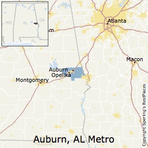 Opelika Zip Code Map.Best Places To Live In Auburn Opelika Metro Area Alabama