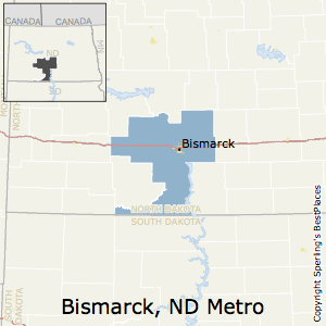 Best Places to Live in Bismarck Metro Area North Dakota