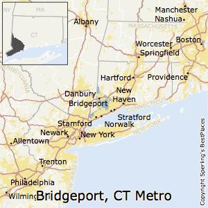 Best Places to Live in Bridgeport-Stamford-Norwalk Metro Area ...