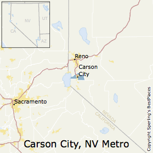 Best Places to Live in Carson City Metro Area Nevada