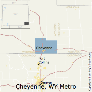 Best Places to Live in Cheyenne Metro Area Wyoming