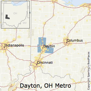 Best Places To Live In Dayton Metro Area Ohio