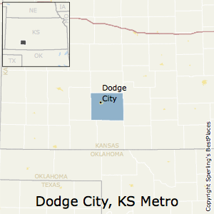 Best Ps to Live in Dodge City Metro Area, Kansas