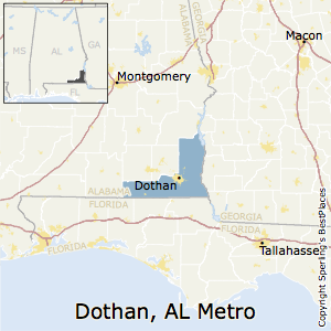 Best Places to Live in Dothan Metro Area Alabama