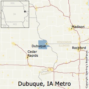 Best Places To Live In Dubuque Metro Area Iowa