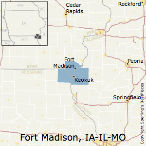 Best Places To Live In Fort Madison Keokuk Metro Area Iowa