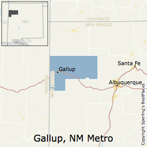 Best Places To Live In Gallup Metro Area New Mexico