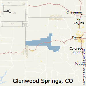 Glenwood_Springs,Colorado Metro Area Map