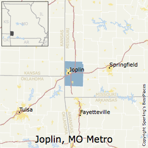 Best Places to Live in Joplin Metro Area Missouri