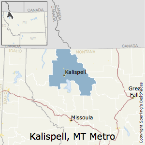 Best Places To Live In Kalispell Metro Area Montana