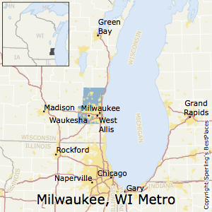 Best Places to Live in Milwaukee-Waukesha-West Allis Metro Area ...