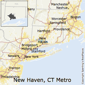 Best Places To Live In New Haven Milford Metro Area Connecticut