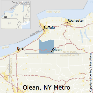 Olean Ny Zip Code Map.Best Places To Live In Olean Metro Area New York