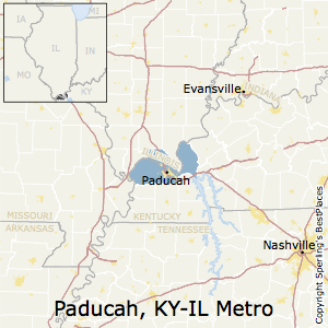 Best Places To Live In Paducah Metro Area Kentucky