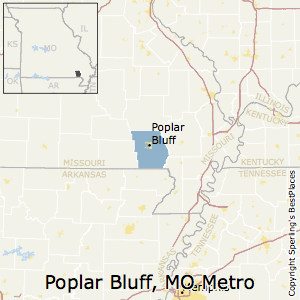 Poplar bluff mo area code