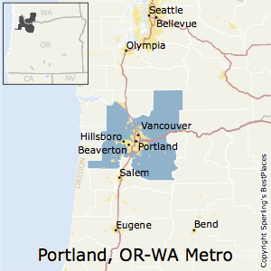 Metro Map Portland Oregon.Best Places To Live In Portland Vancouver Hillsboro Metro Area Oregon