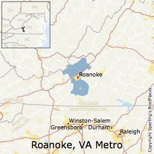 Best Places To Live In Roanoke Metro Area Virginia