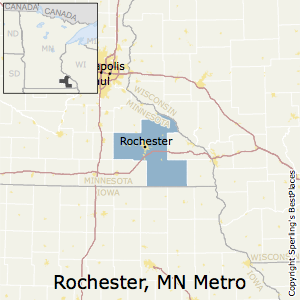 Best Places to Live in Rochester Metro Area Minnesota