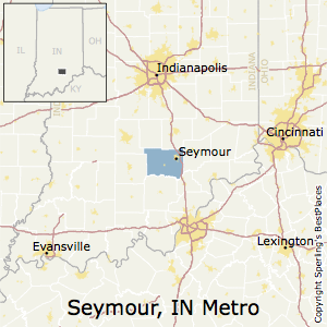 Best Places To Live In Seymour Metro Area Indiana