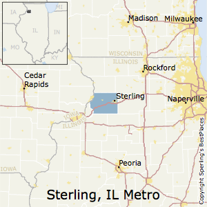 Best Places To Live In Sterling Metro Area Illinois