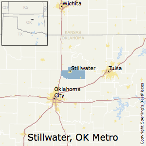 Best Places To Live In Stillwater Metro Area Oklahoma
