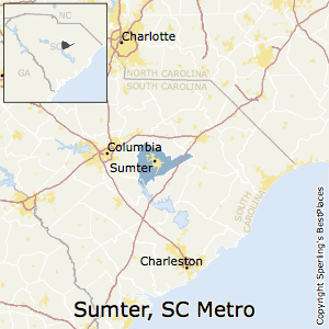 Best Places To Live In Sumter Metro Area South Carolina