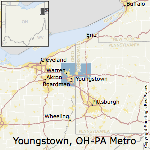 Best Places to Live in Youngstown-Warren-Boardman Metro Area, Ohio on map of downtown youngstown ny, map of cleveland ohio, map of youngstown area, map of youngstown ohio streets, city of youngstown, map of ohio and pennsylvania, map of downtown youngstown ohio, map of youngstown oh, map of cleveland suburbs,
