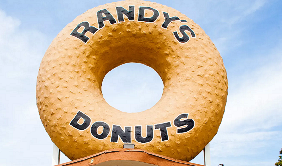 Top Donut Cities