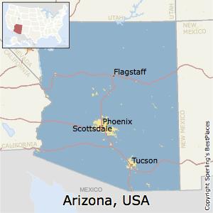 Best Places To Retire In Arizona 2020 Arizona Cost of Living