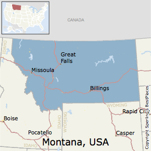 Living In Is Like What Montana