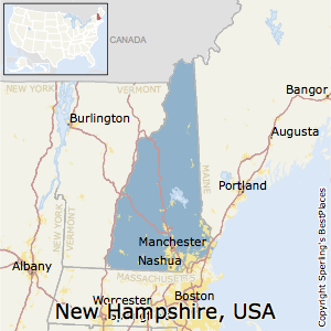 New Hampshire Cost Of Living